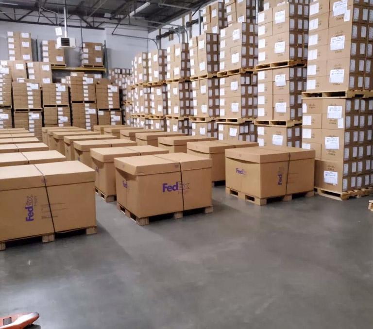 Conquest Technologies Logistics